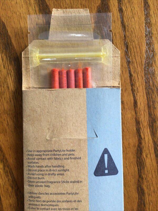 Partylite CRIMSON BERRY SmartScents Fragrance Sticks FS226 -- RETIRED