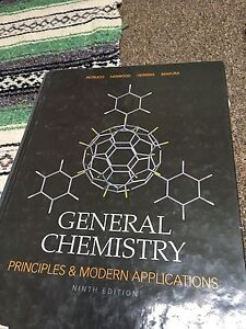 General Chemistry - Principles & Modern Applications