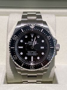 Rolex Sea Dweller Deep Sea 44mm