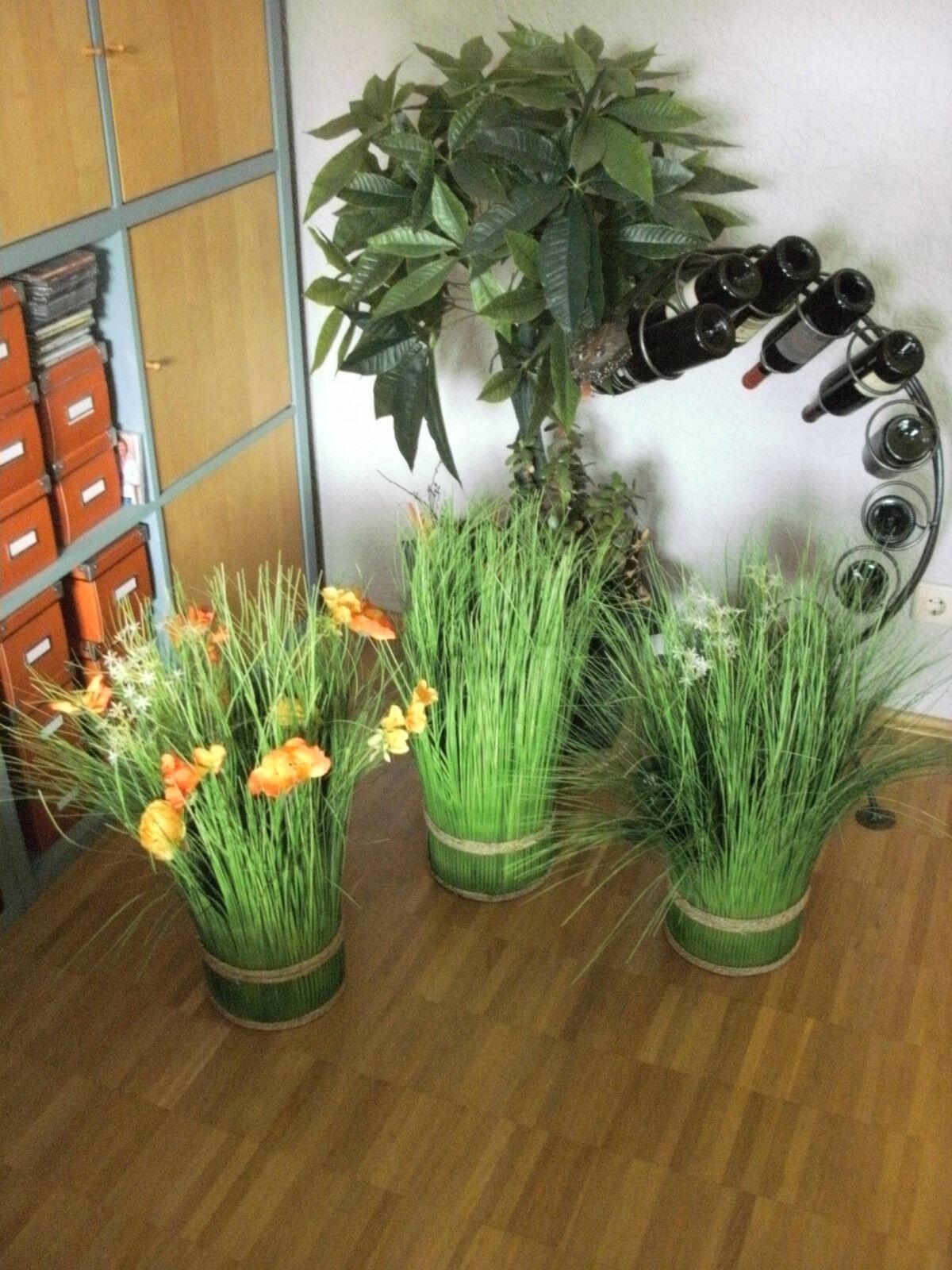 Kunstpflanzen grasb schel blumen kunstblumen hotel Dekoration blumen