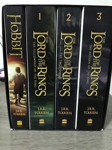 LORD OF THE RINGS BOOK SET