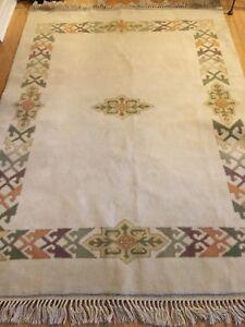 Brand new Turkish all-wool carpet