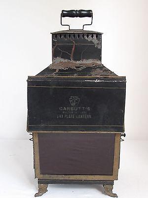 Antique Carbutt's Dry Plate Lantern c.1880's to Make Lantern Slides