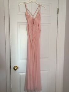 Formal dress / bridesmaid dress excellent condition