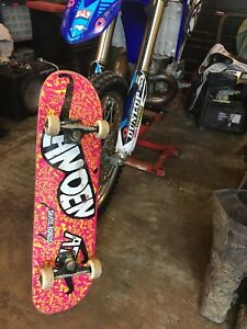 Newer skateboard