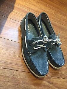 Men's sperry's size 10.5 brand new