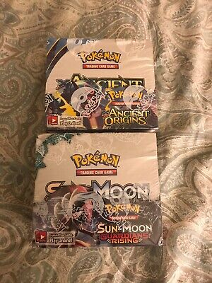 Pokemon Guardians Rising & Ancient Origins Booster Box