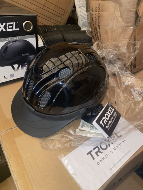 troxel spirit Horse Riding helmet small See Pictures
