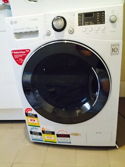 LG Front Loader washer & Dryer  North Narrabeen Pittwater Area Preview