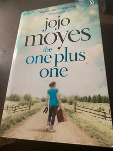 The one plus one -jojo moyes novel