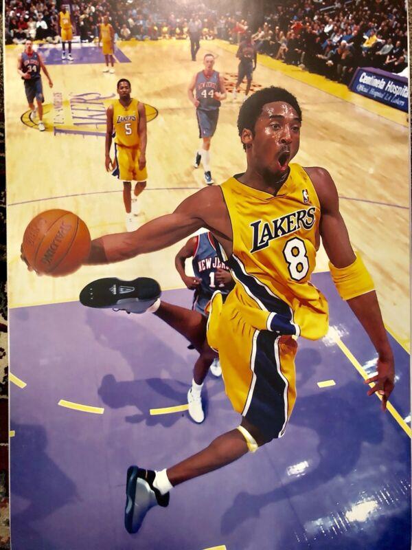 Kobe Bryant  Poster.  24 X 36
