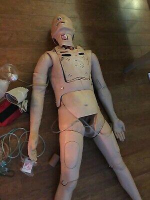 Laerdal Simman Classic Emergency Medicine Simulator Manikin