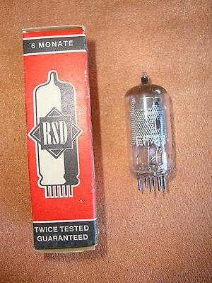 Elektronik Röhre EF 83 Elektronenröhre RSD EF83 Radioröhre NEU  2621