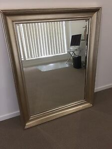 Stylish Large Mirror Mango Hill Pine Rivers Area Preview