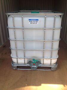 Water pod IBC water tank food grade Tiaro Fraser Coast Preview
