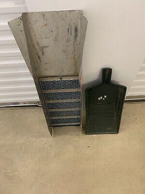 Original Apple Gate Miners Aluminum Sluice Box Gold Pan Tray