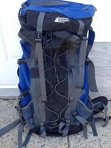 MEC mint condition camping/hiking backpack