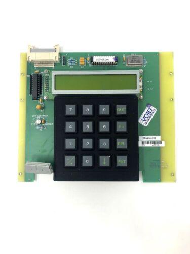 UNICO 316466.004 Keypad
