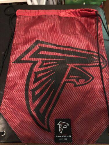 Atlanta Falcons Drawstring Backpack sack / Gym bag