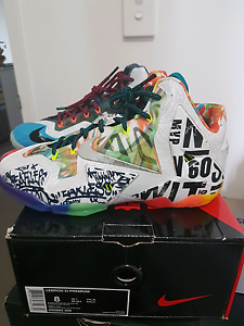 Lebron XI Premium What The Lebron DS OG ALL US 8 Sydney City Inner Sydney Preview