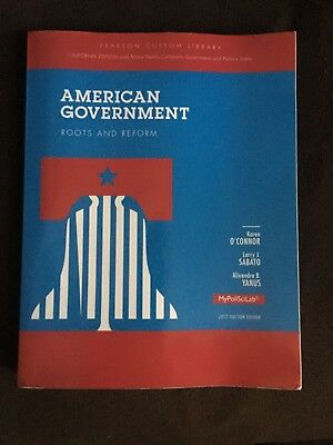 American Government Roots and Reform 2012 Election Edition (California (American Government Roots And Reform 2012 Election Edition)