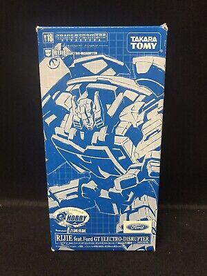 Takara Tomy Binaltech Transformer Ehobby/E-hobby Exclusive Mirage Rijie BT-18