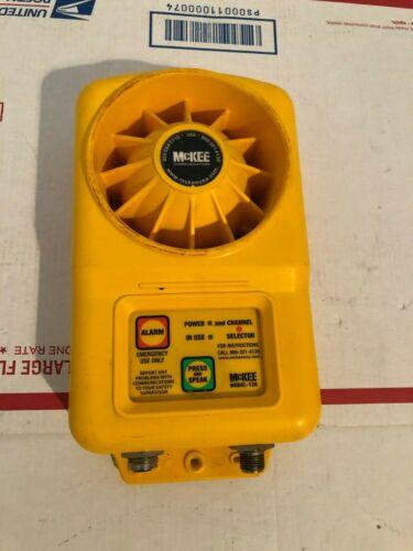 McKee 120 Communication Speaker Box HoistCom Standard Unit