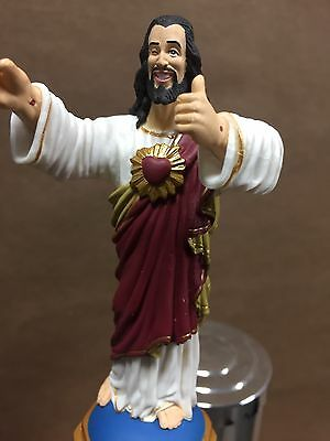 JESUS CHRIST Tap Handle Beer Keg  Christian Catholic Christmas NCAA Notre Dame