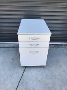 Under desk filing cabinet-3 drawer [240] Braybrook Maribyrnong Area Preview