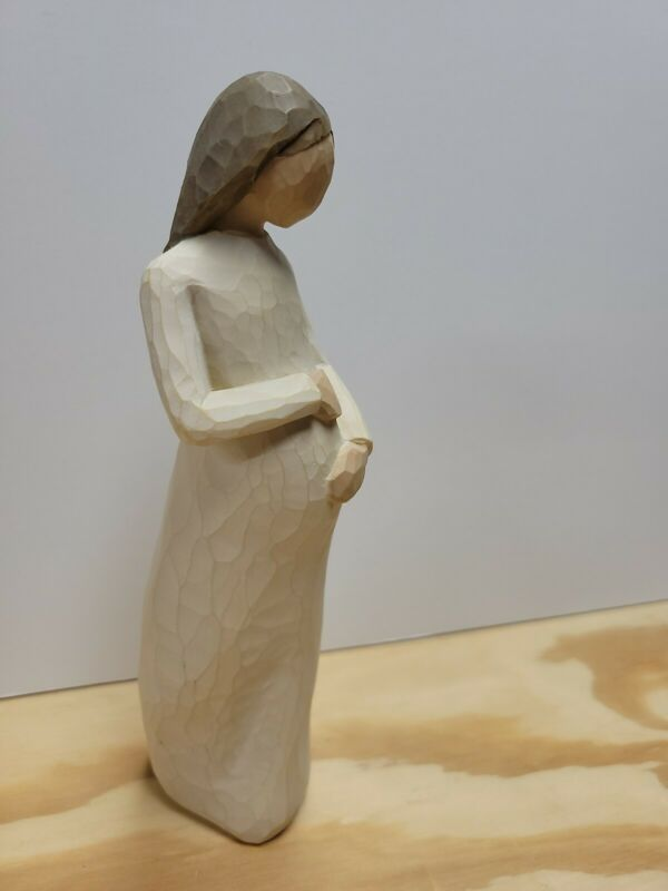 Willow Tree Cherish Hand-Painted Sculpted Figurine By Susan Lordi 2002