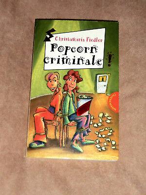 Popcorn Criminale von Christamaria Fiedler, ISBN 9783522176354, Taschenbuch ()