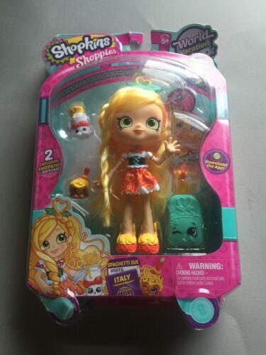 Shopkins World Vacation  Shoppies Doll - Spaghetti Sue