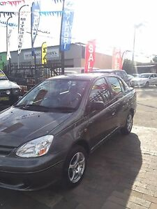 2005 Toyota Echo Auto 3 years free warranty Canley Vale Fairfield Area Preview