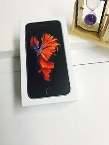 IMMACULATE>> APPLE IPHONE 6S 128GB SPACE GRAY Coopers Plains Brisbane South West Preview