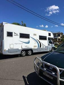 motorhome for sale Kempsey Kempsey Area Preview