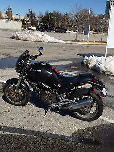 1999 Ducati Monster Dark