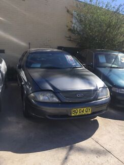 2002 Ford Falcon 12 months free warranty Lansvale Liverpool Area Preview