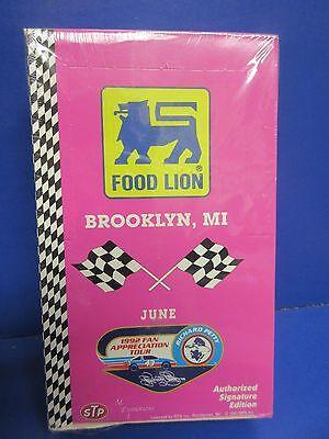 1992 Food Lion Brooklyn  Mi Nascar Trading Cards