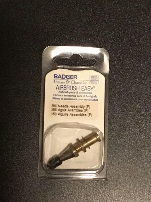 Badger Airbrush Fine Needle 350  New