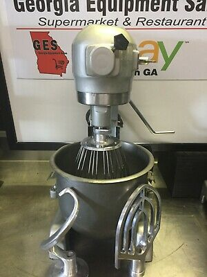 Hobart Bakery Mixer A 200 - Complete W New Attachments