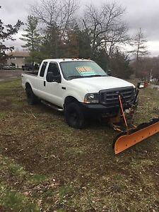 2004 plow truck ready to go mint in and out