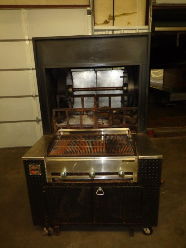 J&R Manufacturing  Broiler and Rotisserie