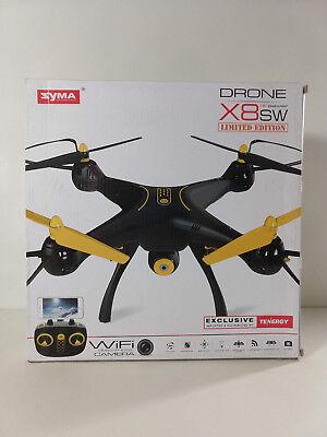 Syma X8SW Wifi FPV Quadcopter Drone 720P HD Camera Altitude Bear up RC 2.4G