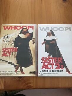 Sister act DVDs
