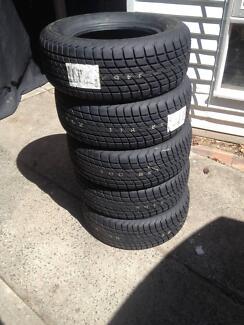 5 x Brand New 225 60 14 Sumitomo Tyres Tires Japan 20560R14 60R14