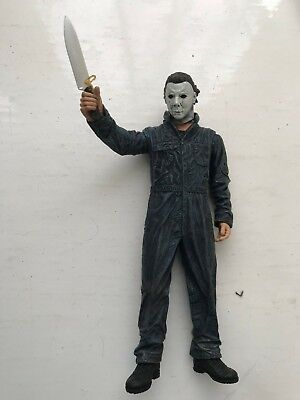 NECA HALLOWEEN BOX SET SERIES MICHAEL MYERS HORROR FILM FIGURE DR. LOOMIS](Halloween Movie Dr Loomis)