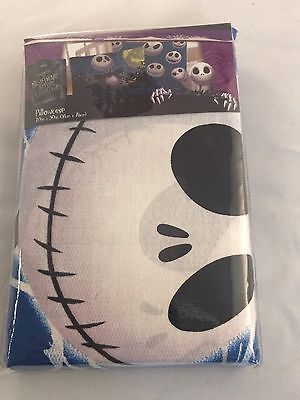 Nightmare Before Christmas Jack Skellington Pillow Case NEW - Jack Nightmare