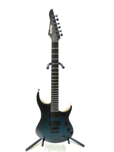 Subzero Generation Pro Electric Guitar, Black Ice Burst-DAMAGED-RRP £299