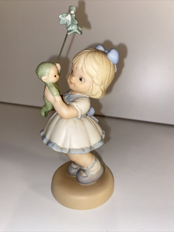 Memories of Yesterday Merry Christmas Little Boo Boo Figurine Enesco Holidays