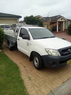Toyota Hilux work mate 2010 Sydney City Inner Sydney Preview